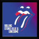 The Rolling Stones Blue and Lonesome - 10 x 8 Inches Bagged Photograph