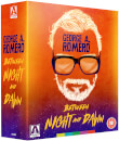 George Romero Between Night and Dawn (Limited Edition) - Dual Format (Includes DVD)