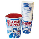 Slush Puppie Paper Cups & Straws (Set of 20)