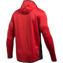 Under Armour Men's Reactor Full Zip Hoody - Red