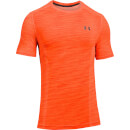 Under Armour Men's Threadborne Seamless T-Shirt - Orange