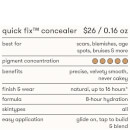 Dermablend Quick Fix Full Coverage Concealer Stick (Various Shades)