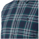 Jack & Jones Originals Men's New Christopher Long Sleeve Shirt - Pondersa Pine