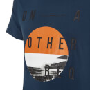 T-Shirt Homme Core Octopus Jack & Jones - Bleu