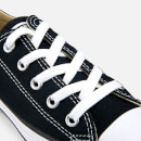 Converse Kids Chuck Taylor All Star Ox Trainers - Black