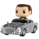 James Bond in Aston Martin Pop! Vinyl Figur