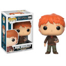 Figurine Pop! Ron Weasley avec Croûtard Harry Potter