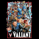 Valiant Comics Valiant 01 T-Shirt - Black