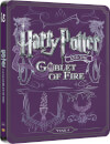 Harry Potter and the Goblet of Fire - Limited Edition Steelbook