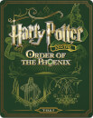 Harry Potter and the Order of the Phoenix - Limited Edition Steelbook