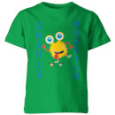 My Little Rascal Kids Gnarly Monster Green T-Shirt
