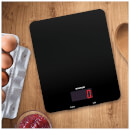 Salter High Capacity Electronic Scale - Black