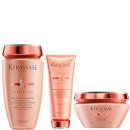 Kérastase Discipline Shampoo, Conditioner and Hair Mask