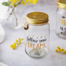 Sass & Belle Follow Your Dreams Jar Money Box