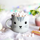 Sass & Belle Kawaii Friends Mug - Cat