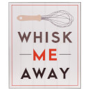 Whisk Me Away Wall Plaque