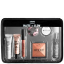 NYX Professional Makeup Jet Set Travel Kit - Matte VS Glow
