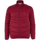 Jack & Jones Originals Men's New Landing Padded Jacket - Cordovan