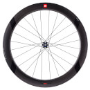 3T R Discus C60 Tubeless Ready Team Stealth Rear Wheel - Black - 60mm