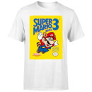 Nintendo Super Mario Bros 3 Men's T-Shirt - White