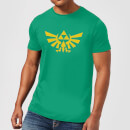 Nintendo The Legend Of Zelda Hyrule Men's T-Shirt - Green