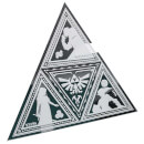 Miroir Triforce - The Legend of Zelda