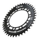 Rotor QCX1 Aero Cyclocross Chainring 5 Bolt