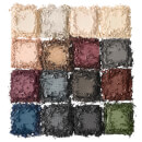 Paleta Ultimate Shadow da NYX Professional Makeup - Smokey and Highlight