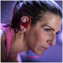 AV: Link Waterproof Wireless Bluetooth In-Ear Activity Earphones - Red