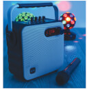 QTX Portable Bluetooth Party Speaker - White