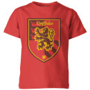 Harry Potter Gryffindor Red Kid's T-Shirt