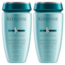 Kérastase Resistance Bain Force Architecte 250 ml Duo