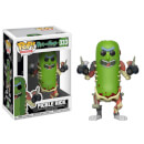 Rick & Morty Pickle Rick Pop! Vinyl Figure