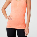 Shape Seamless Vest - XS - Light Coral Marl