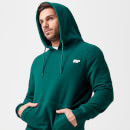 Sweat à capuche hommes Myprotein - XS - Dark Green