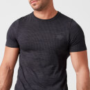 Seamless T-Shirt - Black - XS - Black