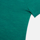 Sculpt Seamless T-Shirt - Green - S - Green