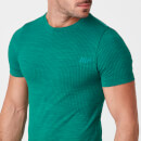 T-Shirt Sculpt Seamless - S - Green