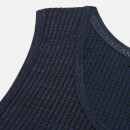 Seamless Sculpt Tank - S - Navy