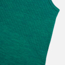 Seamless Tank - S - Green