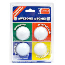 On Par Joke Golf Balls (4 Pack)