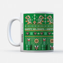 Nintendo® Super Mario Happy Holidays Bad Guys Tasse