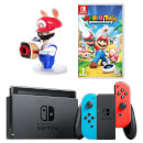 Nintendo Switch Rabbids Pack