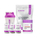 Active Woman Weight Loss Bundle