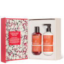Crabtree & Evelyn Cocoon & Pamper Pomegranate Body Duo