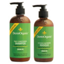 Dermorganic Shampoo & Intensive Hair Repair Masque/Conditioner