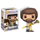 Bob Ross with Overalls Pop! Vinyl Figure