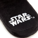 Star Wars Men's Galactic Empire Slippers - Black