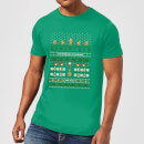 Nintendo The Legend Of Zelda It's Dangerous To Go Alone Green T-Shirt