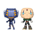 Marvel Vs Capcom Ultron Vs Sigma Pop! Vinyl Figure 2 Pack